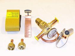 "Danfoss 067L5859 3/8""TR6 TXV R-22 5-6Ton W/Kit"