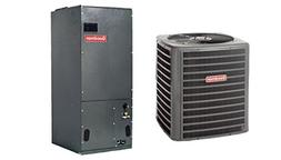 Goodman 2.5 Ton 14 SEER Heat Pump System with Multi-Position
