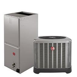 4 Ton Rheem 15 SEER R410A Heat Pump Split System