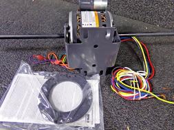 Dayton 1/6 HP Room Air Conditioner Motor, Permanent