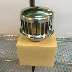 "1 - SEIHO STAINLESS STEEL 6"" DRYER VENT, MODEL RCA-S"