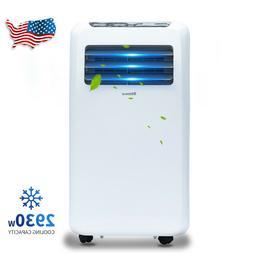 Shinco 10,000 BTU Portable Air Conditioner,Dehumidifier Fan