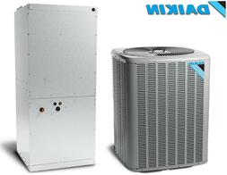10 Ton Daikin Two-Stage Split Central Air System 3 Phase DX1