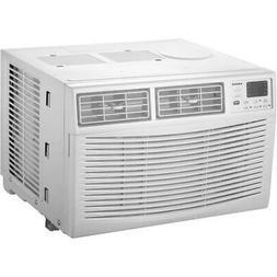 6,000 BTU Window Air Conditioner w/ Dehumidifier and Remote