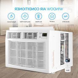1000 SQ FT Home Air Conditioner 18000 BTU AC Window Mount Re
