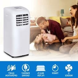 10000 BTU Home Air Conditioner & Dehumidifier Function Remot
