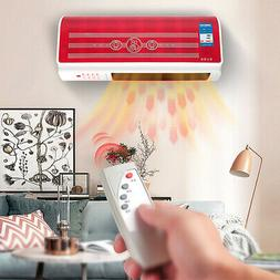 1000W~2000W Electric Wall Mount Heater Air Conditioner Remot