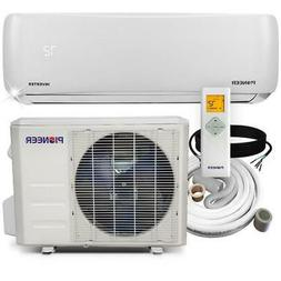 PIONEER Air Conditioner Pioneer Mini Split Heatpump, 12000 B