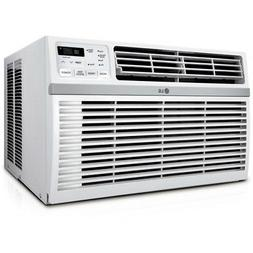 12,000 BTU 115V Window-Mounted Air Conditioner with Remote C