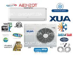 12 000 btu ductless air conditioner heat