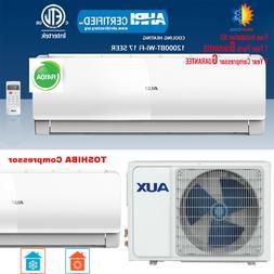 AUX 12000 BTU Ductless Air Conditioner Heat Pump MINI Split