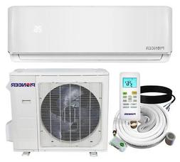 12,000 BTU Ductless Mini Split Air Conditioner with Heater a