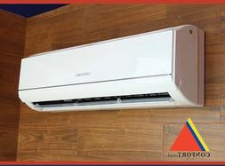 12,000 BTU  Ductlless AC Air Conditioner Heat Pump Mini spli