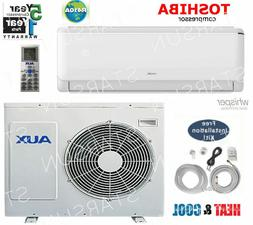 12,000 BTU  Ductless Air Conditioner, Heat Pump Mini split 1