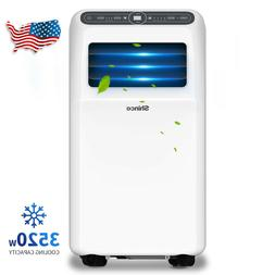Shinco 12,000 BTU Portable Air Conditioner,Dehumidifier Fan