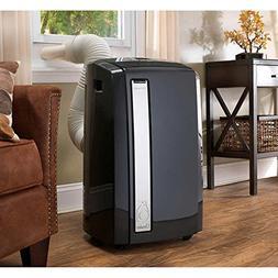 DeLonghi 12,500 BTU Portable Air Conditioner with Heat Pump
