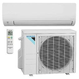 Daikin 12000 btu 19 SEER Ductless Air Conditioner & Heating
