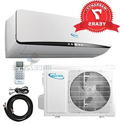12000 Btu Air-Con Ductless Mini Split Air Conditioner Heat P