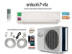12000 BTU Ductless Air Conditioner, Mini Split System 12000