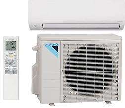 Daikin 12000 BTU Heat Pump Air Conditioner 19 SEER FTX12NMVJ