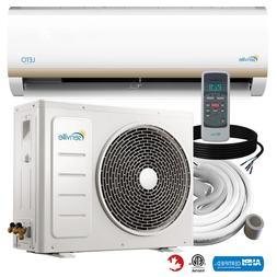 12000 BTU Mini Split Air Conditioner with Heat Pump by Senvi