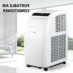 12000BTU Portable Air Conditioner Quiet Cooling AC Fan Dehum