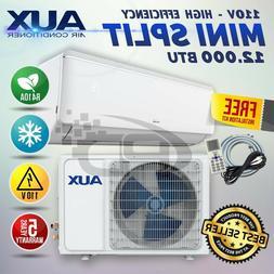 12000BTU Mini Split AUX System Ductless AC Only Cold 110v