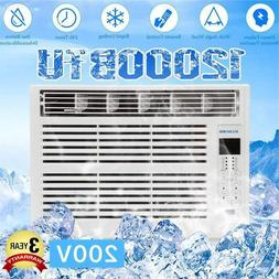 12000BTU Window Air Conditioner Quiet Cooling 24H Timer 3600