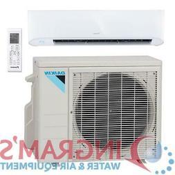 24k BTU 17 SEER Daikin Ductless Heat Pump Split System - Wal