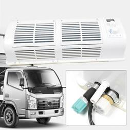 12V 200W Car Truck Air Conditioner Cooling Fan Wall-mounted