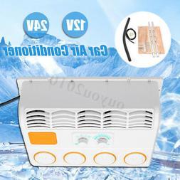 12V/24V 7000 BTU/H Universal Car Hanging Air Conditioner Fan