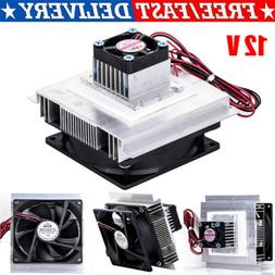 12V 6A Semiconductor Refrigeration Cooling System Kit Pet Ai
