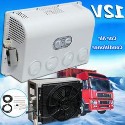 12V Car Air Conditioner Fan For Car Caravan Truck Hanging Ai