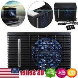 12V Portable Car Air Conditioner Home Mini Evaporative Water