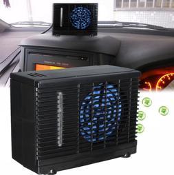 12V Portable Evaporative Mini Air Conditioner Home Car Water