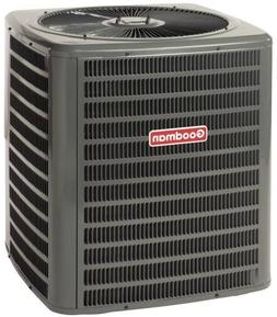 GOODMAN 13 SEER R-410A HEAT PUMP, 3.5 TON, 40,500 / 41,000 B