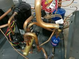 Goodman 14 SEER 2 Ton Heat Pump Condenser GSZ140251 R410A fo