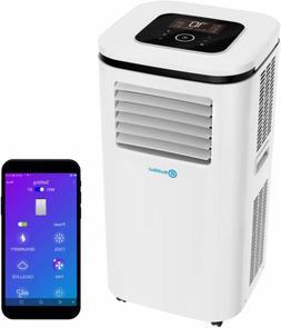 Rollicool Portable Air Conditioner App Voice Control AC & De