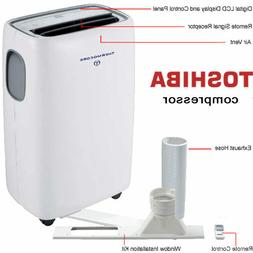 14000 BTU Portable Air Conditioner, Heat Pump & IONIZER / 14