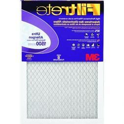 14x20x1, Filtrete Ultra Allergen Reduction Furance Filter Ai