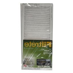Filtrete 14x30x1, AC Furnace Air Filter, MPR 600, Clean Livi