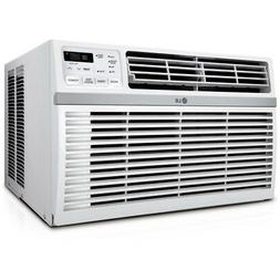 15,000 BTU 115V Window-Mounted Air Conditioner with Remote C