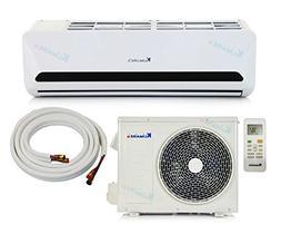 16,000 Btu Klimaire 14 SEER DC Inverter QUICK & EASY Install