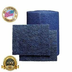 """14""""x 30""""x 1"""" 2-Pack Rigid Washable Cut to Fit AC Furnace Air"""