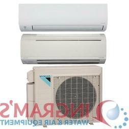 16k BTU 18.9 SEER Daikin Ductless Heat Pump Split System - 2