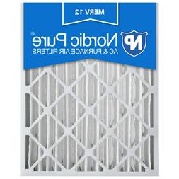 16X25x4 Air Filter Furnace Merv 12 Bulk 11 13 Conditioner Co