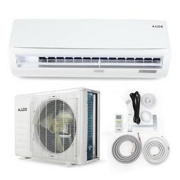 DELLA 24,000 BTU Mini-Split Unit Air Conditioner Heat Pump S