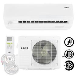 18,000 BTU Wall Mounted Air Conditioner Mini Split Unit 230V
