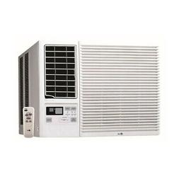 LG - 18,000 BTU - Window Air Conditioner - 3.7 kW Electric H