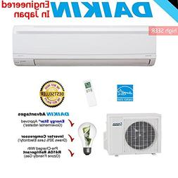 Daikin 18,000 BTU 24.5 SEER Ductless Mini Split Air Conditio